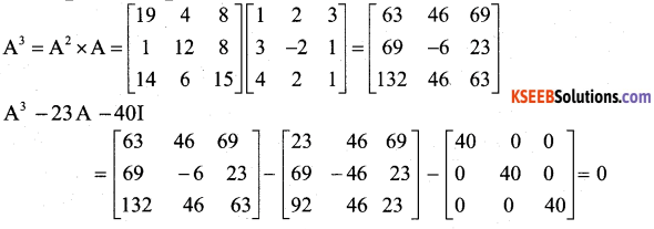 2nd PUC Maths Model Question Paper 4 with Answers 25