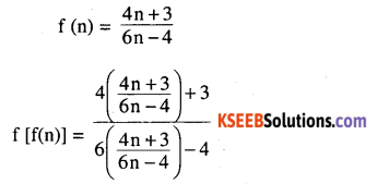 2nd PUC Maths Question Bank Chapter 1 Relations and Functions Miscellaneous Exercise 10