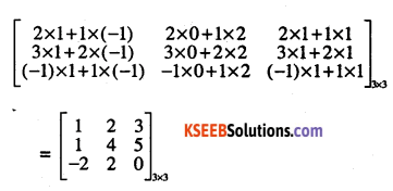 2nd PUC Maths Question Bank Chapter 3 Matrices Ex 3.2 10