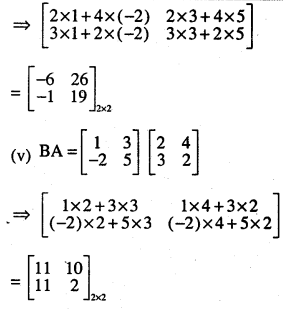 2nd PUC Maths Question Bank Chapter 3 Matrices Ex 3.2 2