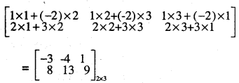 2nd PUC Maths Question Bank Chapter 3 Matrices Ex 3.2 8