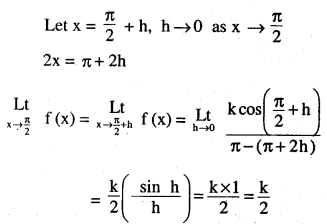 2nd PUC Maths Question Bank Chapter 5 Continuity and Differentiability Ex 5.1.32