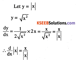 2nd PUC Maths Question Bank Chapter 5 Continuity and Differentiability Miscellaneous Exercise 38