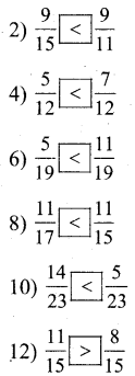KSEEB Solutions for Class 5 Maths Chapter 5 Fractions 36