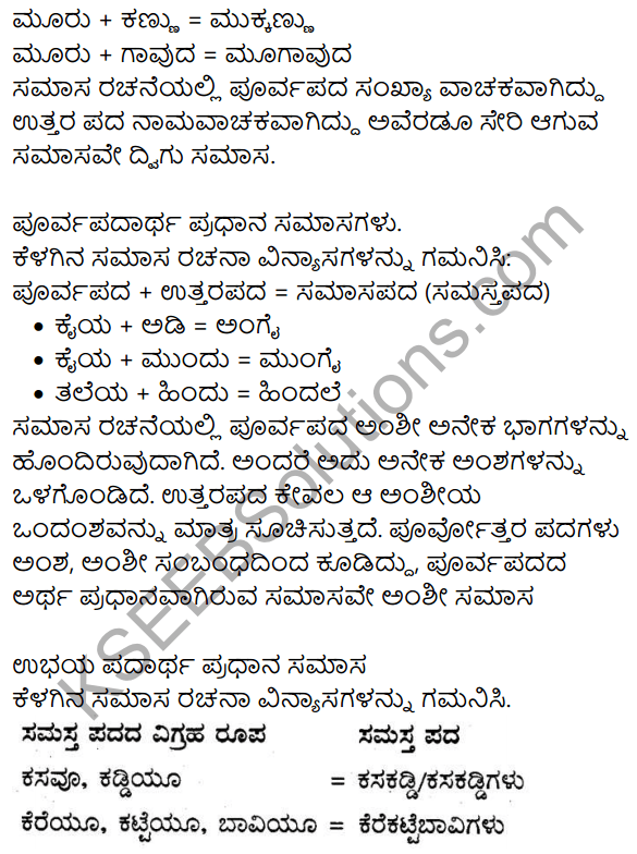 Nudi Kannada Text Book Class 10 Solutions Chapter 9 Karnatakada Veera Vanitheyaru 20