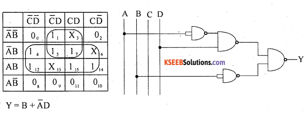 2nd PUC Electronics Model Question Paper 3 with Answers 14