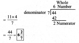 KSEEB Solutions for Class 7 Maths Chapter 2 Fractions and Decimals Ex 2.2 106