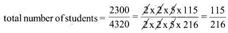 KSEEB Solutions for Class 6 Maths Chapter 12 Ratio and Proportion Ex 12.1 62