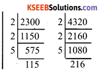KSEEB Solutions for Class 6 Maths Chapter 12 Ratio and Proportion Ex 12.1 63