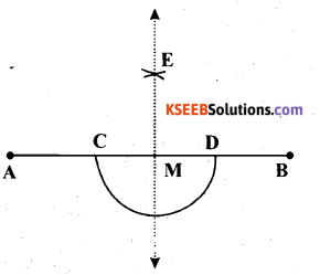 KSEEB Solutions for Class 6 Maths Chapter 14 Practical Geometry Ex 14.4 1