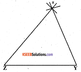 KSEEB Solutions for Class 7 Maths Chapter 10 Practical Geometry Ex 10.2 1