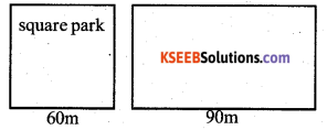 KSEEB Solutions for Class 7 Maths Chapter 11 Perimeter and Area Ex 11.1 51