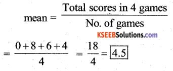 KSEEB Solutions for Class 7 Maths Chapter 3 Data Handling Ex 3.1 25