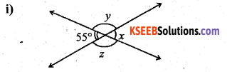 KSEEB Solutions for Class 7 Maths Chapter 5 Lines and Angles Ex 5.1 32