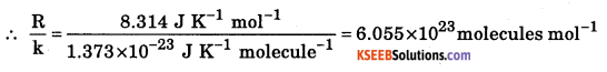 1st PUC Chemistry Model Question Paper 1 with Answers 11