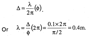 1st PUC Physics Question Bank Chapter 15 Waves img 14