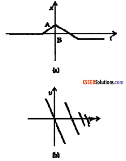 1st PUC Physics Question Bank Chapter 3 Motion in a Straight Line img 11