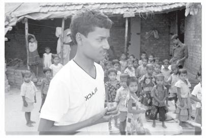 Babar Ali Summary in Kannada 1