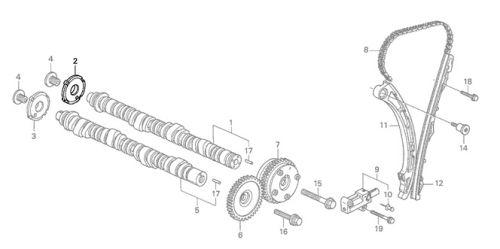 Honda 02-06 RSX Intake Cam Pulse Plate: K Series Parts