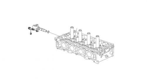 Honda VTC Solenoid Bolt: K Series Parts