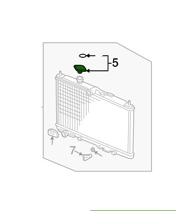 Honda Automatic Transmission Fluid ATF-DW1: 1 Quart