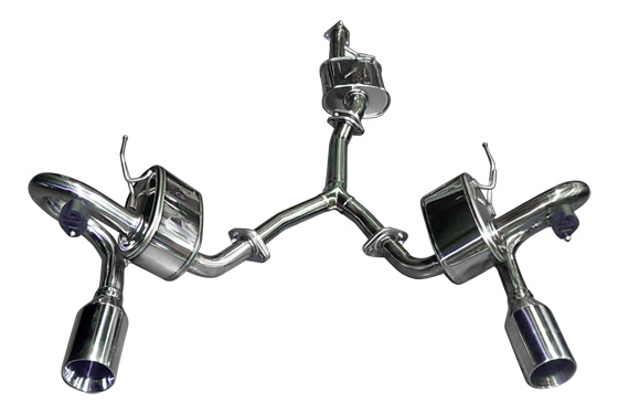HKS 00-09 S2000 Super Sound Master Cat-Back Exhaust: K