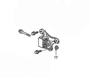 Honda 02-06 RSX Yoked Nut (12mm): K Series Parts