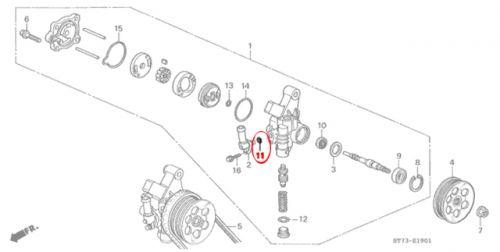 Bestseller: 2005 Acura Tsx Power Steering Pump Manual