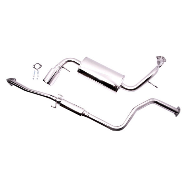 Thermal CL Cat Back Exhaust System: K Series Parts