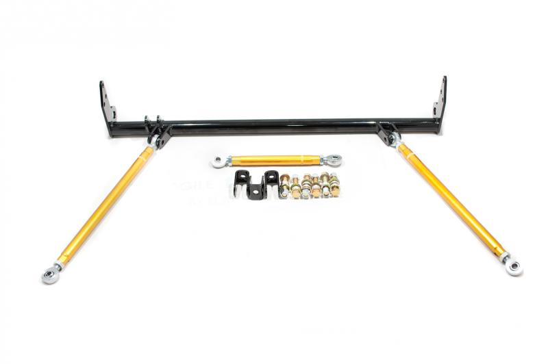 Full-Race EG/EK/DC ProAm Traction Bar: K Series Parts