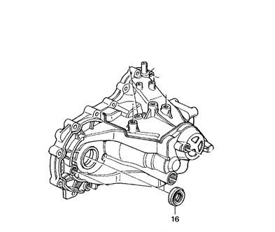 Honda 94-01 Integra Passenger Side Axle Seal: K Series Parts