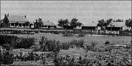 The Construction and Development of Fort Wallace Kansas