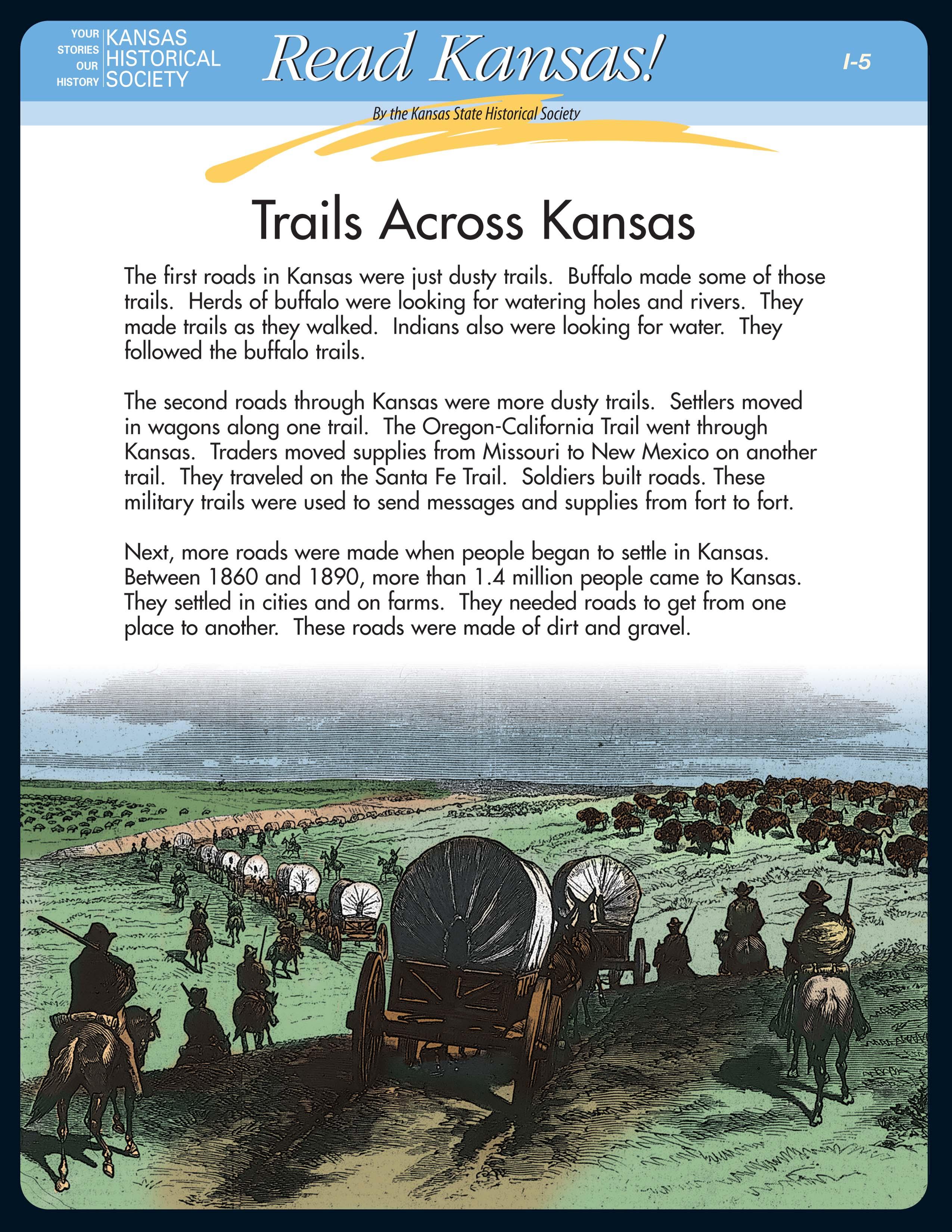 Read Kansas Intermediate