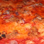 Pizzaland – Pizza Pollo Con Mirtilli Rossi