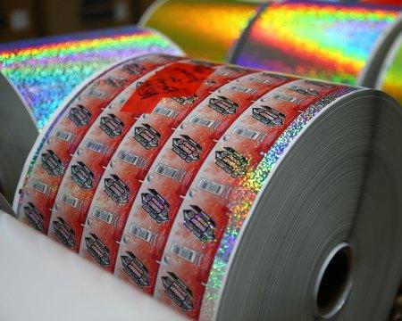 glitter varnish labels