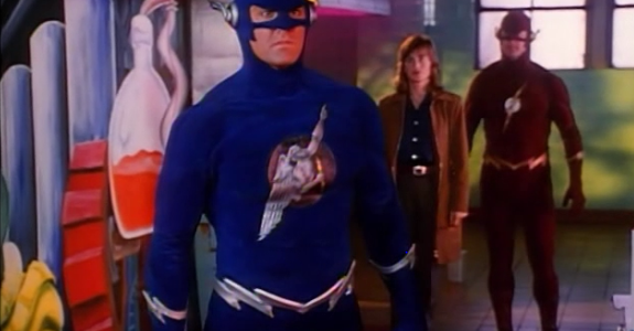 Flash 1990 Reverse Flash