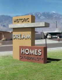 Dream Homes Sign 4