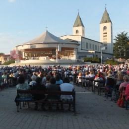 Festiwal Młodych w Medugorje