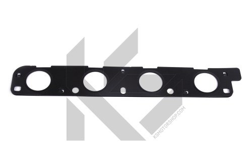 small resolution of gasket exhaust manifold 150 860 elring 06f253039e 06f253039f 06f253039g k motorshop