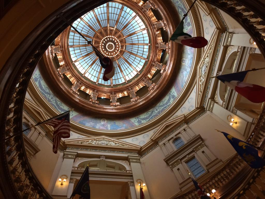 Kansas Statehouse_185638
