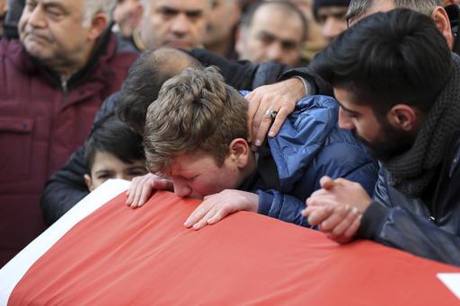 APTOPIX Turkey Attack_329752