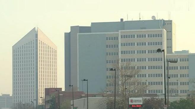 Smoky Skies Wichita Skyline_369628
