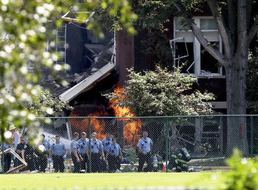 APTOPIX Building Collapse Minneapolis_425927