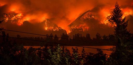 Western Wildfires_443167