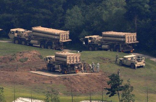 South Korea Koreas Tensions_443243