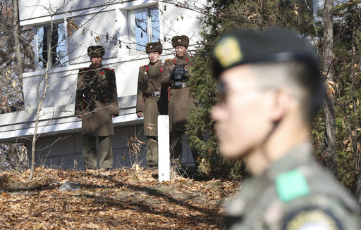 South Korea Koreas Tensions_494633