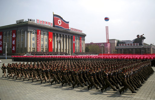 North Korea Founder's Birthday_373976