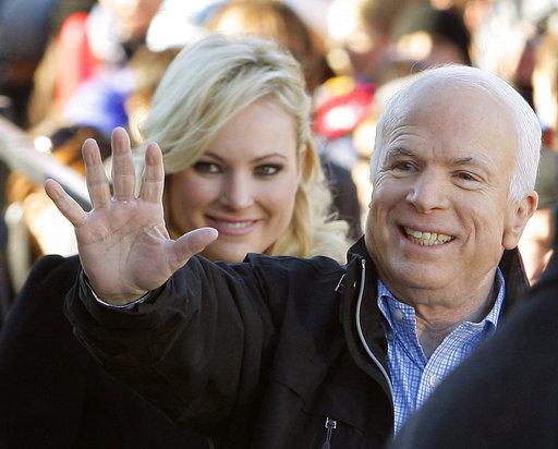John McCain, Meghan McCain_490755