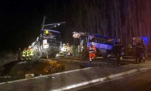 France Train Accident_491390
