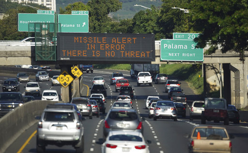 Hawaii Mistaken Missile Alert_504274